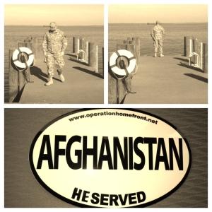 My Soldier, My Best Friend, & My Savior